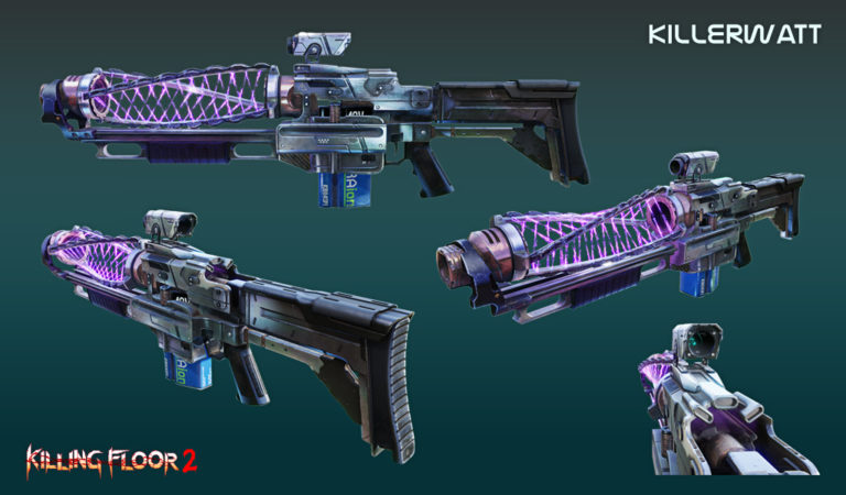 Killing Floor 2 Cyber Revolt Update