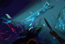 Subnautica: Below Zero Seatruck Update Squidshark