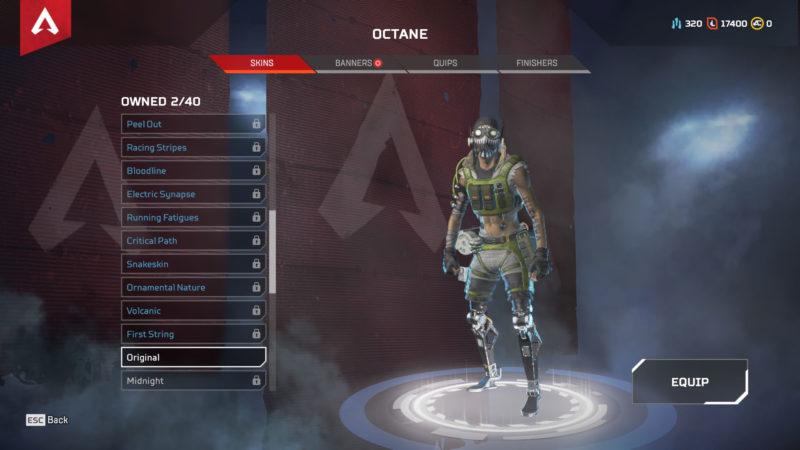 Apex Legends verschenktes Potenzial