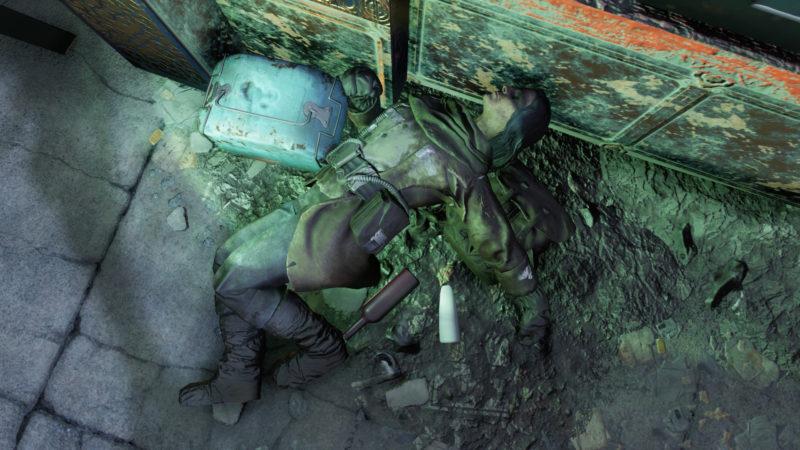 Fallout 76 West Virginia Raider-Banden