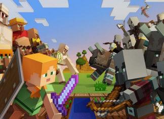 Minecraft 1.14 Village & Pillage