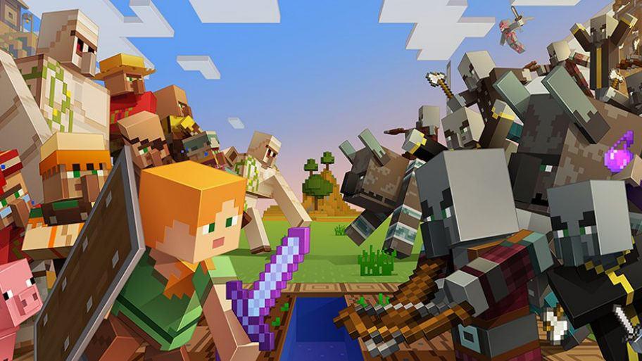 battle royale minecraft map download