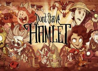 Dont Starve Hamlet DLC Release