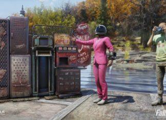 Fallout 76 Patch 9 Rucksäcke Pfadfinderpioniere Verkaufsautomaten