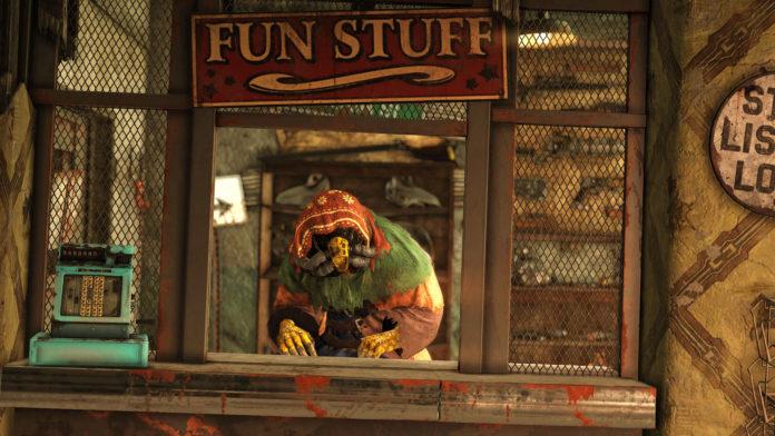 Fallout 76 Legendärer Händler