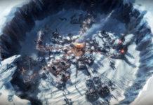 Frostpunk RPG