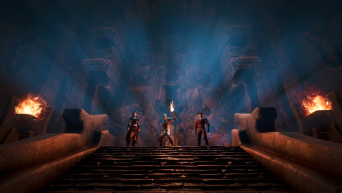 Conan Exiles Update 36 Warmaker's Sanctuary