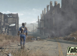 Fallout 4 Capital Wasteland Feral Ghoul Trailer