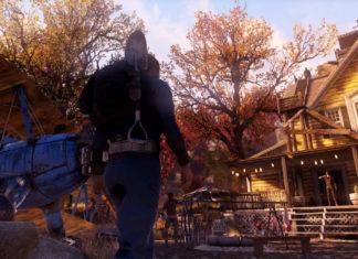 Fallout 76 NPCs Battle Royale