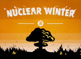 Fallout 76 Nuclear Winter Patchnotes