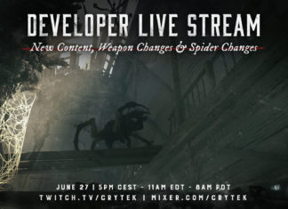 Hunt Showdown Update 1.0 Dev-Stream Ping-System Spinne