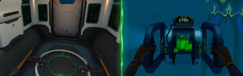 Subnautica: Below Zero Spy Pengling Update Teleportation