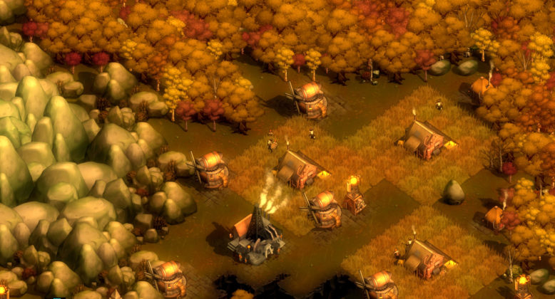 They Are Billions Kampagne und Early Access Ende
