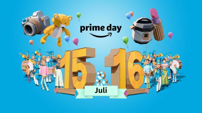 Amazon Prime Day Deals für Gamer