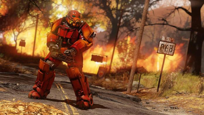 Fallout 76 Patch 11