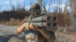 Fallout: Miami Quad-Barrel-Shotgun Mod