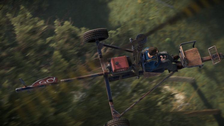 Rust Juli-Update Minicopter