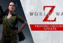 World War Z Proving Grounds Update