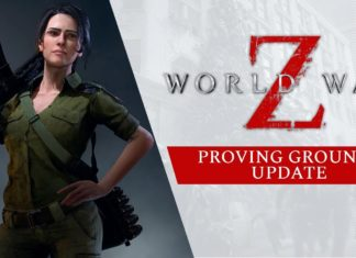 World War Z Proving Grounds Update