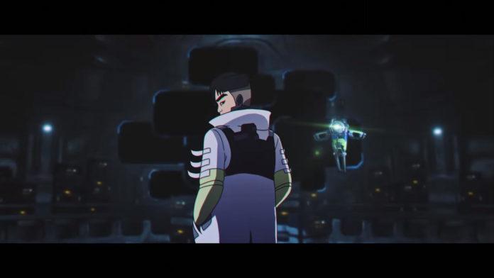 Apex Legends Crypto Kurzfilm