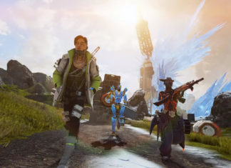 Apex Legends neue Map World's Edge