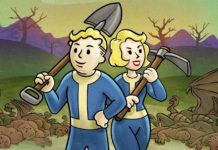 Fallout 76 sauberes Appalachia Events