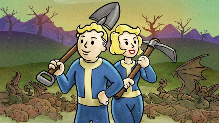 Fallout 76 sauberes Appalachia Events