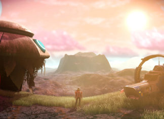 No Man's Sky Ultrawide-Support