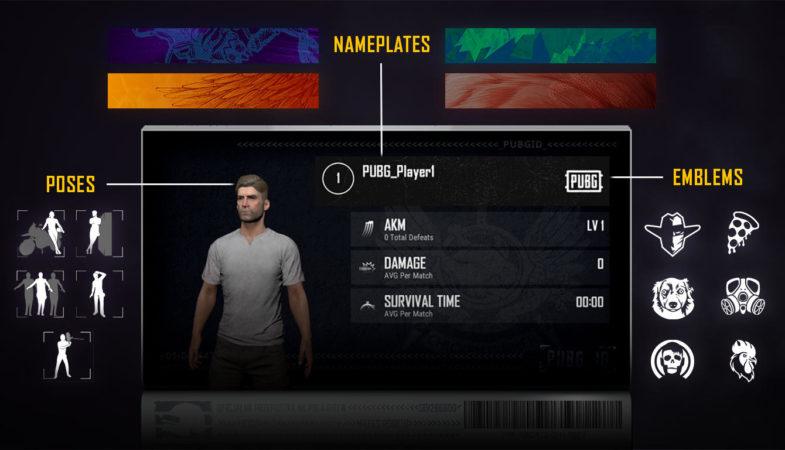 PUBG ID