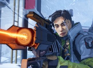 Apex Legends Charge Rifle Nerf
