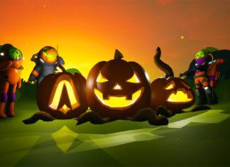 Astroneer Halloween Event