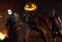Dying Light Halloween Event