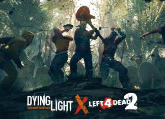 Dying Light Left 4 Dead 2 Crossover