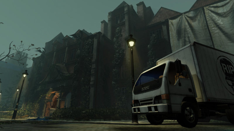 Killing Floor 2 - Grim Treatmens Halloween Event - Ashwood Asylum Map