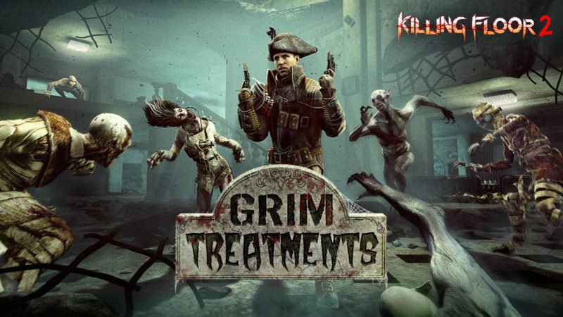Killing Floor 2 - Grim Treatmens Halloween Event
