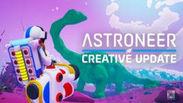 Astroneer Creative Update