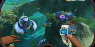 Subnautica Big Little Update