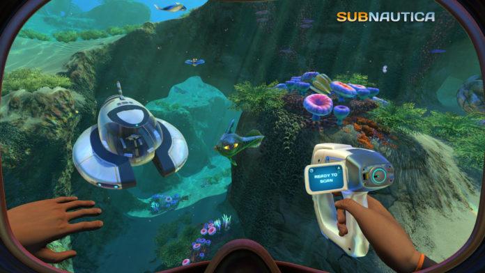 Subnautica Big Little Update