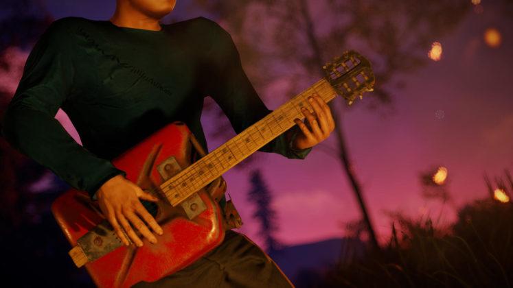 Rust Instrument Pack DLC