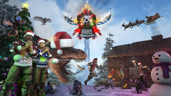 ARK: Winter Wonderland 4