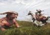 Conan Exiles Update Mounts berittener Kampf