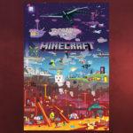 """Minecraft - World Beyond"" Maxi Poster"