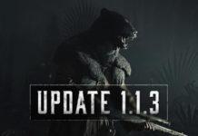 Hunt: Showdown - Update 1.1.3