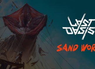 Last Oasis Sandwürmer