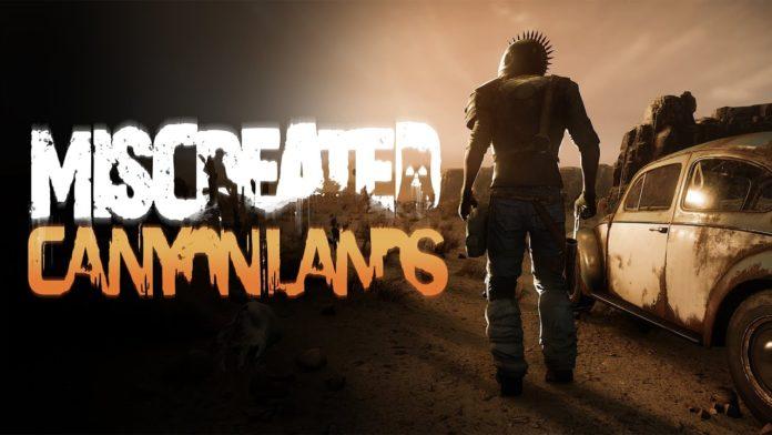 Miscreated Canyonlands DLC
