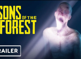 Sons of the Forest Trailer