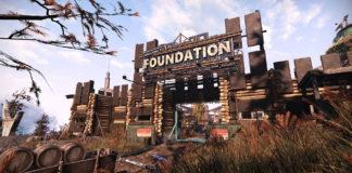 Fallout 76 Wastelanders 9 Orte