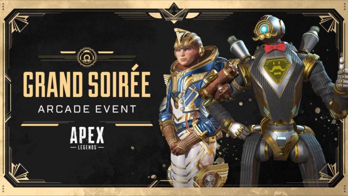 Apex Legends Arcade-Event Großes Soiree