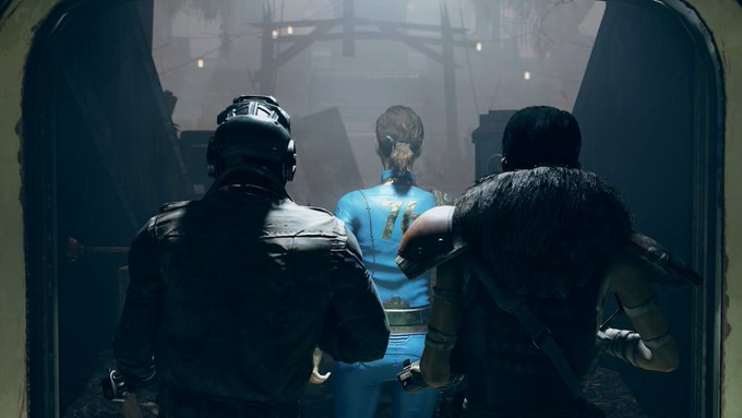 Fallout 76 Wastelanders DLC Early Access