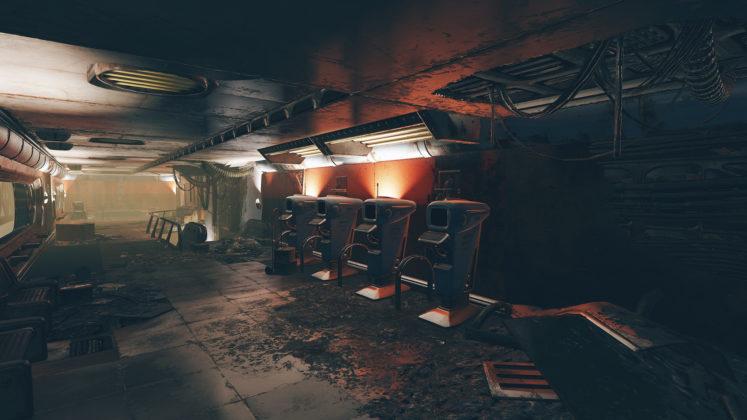 Fallout 76 Wastelanders-DLC Watoga